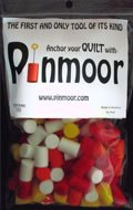 Pinmoor Mixed Colors 1 (100 pack) by Pinmoor