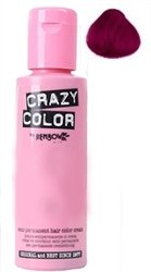 x2 renbow crazy color conditioning hair colour cream 100ml aubergine - Crazy Color Aubergine
