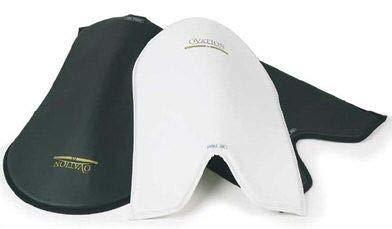 (Ovation Comfort Gel Standard Saddle Pad Black)