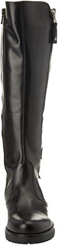 Mujer Guanto Giardini Nero black Pola Negro Tr 100 Botas Para Altas q0H0w4dx5