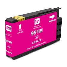 TRENDVISION 951XL Ink CARTRIDGES for HP OfficeJet Pro 8600 8610 8620 8630 8660 8640 8615 8625 276DW 251DW 271DW MAGENTA