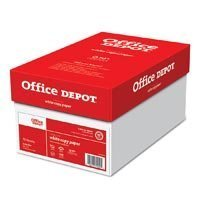 536648 Part# 536648 White Copy Paper 11x17 20lb 84 Br 2500/Cs from Office Depot