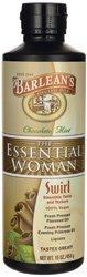 (Barlean's Organic Oils Essential Woman Omega Swirl Flax/Evening Primrose, Chocolate Mint,16-Ounce Bottle by Barlean's Organic Oils)