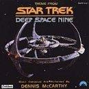 Theme from Star Trek: Deep Space Nine (Single) by Dennis McCarthy (1993-04-15)