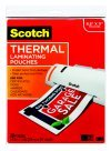 Scotch - Thermal Laminator Value Pack, 9'' W, with 20 Letter Size Pouches TL902VP (DMi EA by Scotch