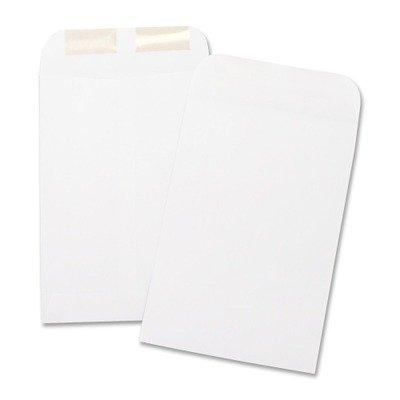 Business Source Catalog Envelopes, Plain, 24Lb., 6-1/2'' x 9-1/2'', 500/Pack, White (BSN42117) Category: Specialty Envelopes