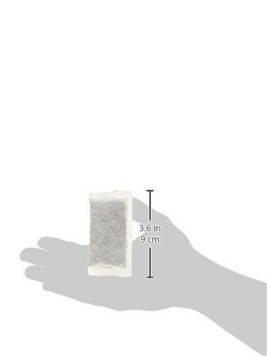 Funciona genial para Megahome y muchos otros encimera quemador 24/unidades de Destilador filtros de carb/ón activado
