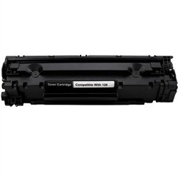 Compatible Replacement for Canon PT128 Toner (Recycled Fax Drum Unit)