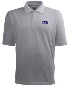 Antigua NCAA Men's Texas Christian Horned Frogs Pique Xtr...