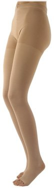 Sigvaris Natural Rubber 503PM4O77 30-40 Mm.Hg Full Long M4 Panty, Beige by SIGVARIS