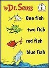 One fish, two fish, red fish, blue fish Card Game -