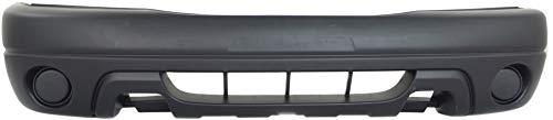Grand Vitara 2002 - Front Bumper Cover for SUZUKI GRAND VITARA 2001-2005 Primed with Side Lamp Hole