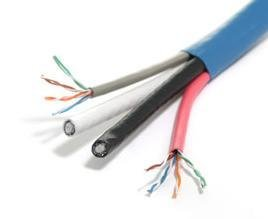 amazon com 2 cat6 and 2 rg6 quadshield 2 2 cabled 500 feet made in rh amazon com