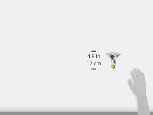 Sylvania 14823 (12-Pack) 75PAR75PAR30LN/HAL/WFL/RP 75-Watt PAR30 Halogen Reflector Light Bulb, 3000K, 1000 Lumens, E26 Base by Sylvania (Image #1)