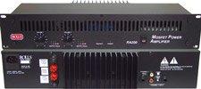 Rolls RA200 2-Channel 100 Watts/RMS Channel @ 4 Ohms Power Amplifier by rolls