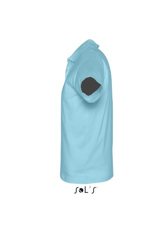 Sols - Prescott men - Herren Poloshirt , Atoll blue , XXL