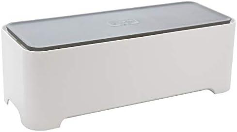 Curver - Caja Ebox Mediana Organizador de Cables Rectangular ...
