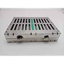 2pcs Sterilization Instrument Cassette Tray