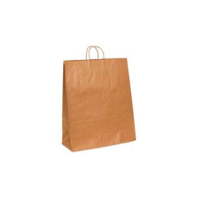 Box Partners BGS110K 16 in. x 6 in. x 19 .25 in. Kraft Paper Shopping Bags   B001LNEREK