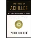 The Shield of Achilles by Bobbitt,Philip. [2003] Paperback