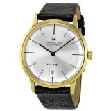 Hamilton-Intra-Matic-Silver-Dial-SS-Black-Leather-Auto-Mens-Watch-H38475751