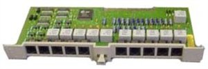 AT&T/Lucent/Avaya Merlin Plus (820D) 0 x10 10 Station Circuit (Circuit Station Card)