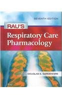 Rau's Respiratory Care Pharmacology - Text and E-Book Package, 7e