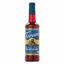 Torani Sugar Free Raspberry 750 mL (pack of three)