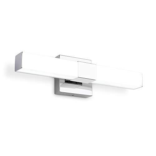 BRIVOLART Vanity Light 8W 15.75 inches 6000K Cool White Light Bathroom Vanity -