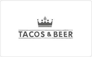 Tacos & Beer Las Vegas Gift Card ($75)