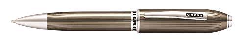Cross Peerless Translucent Titanium Gray Ballpoint Pen