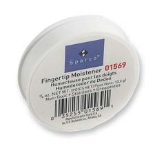 Sparco Products : Fingertip Moistener,Odorless,Greaseless,Hygienic,3/8 oz. -:- Sold as 2 Packs of - 1 - / - Total of 2 (Sparco Products Fingertip Moistener)