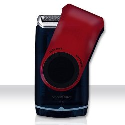 Braun Mobile Pocket Shaver M60 Red