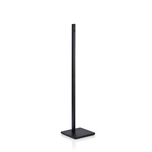 Teufel Standfuß AC 3001 SP Schwarz - Standfuß der HiFi-Klasse für Säulen- und Mico-Lautsprecher