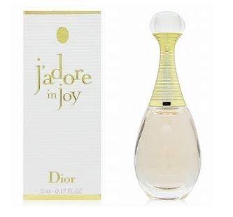 Miniature J'adore in joy eau de toilette 5ml Miniature For Women 5ML by dior (Eau De Miniature Toilette 5ml)