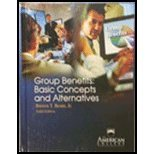 Group Benefits, Beam, Burton T., Jr., 1579960952