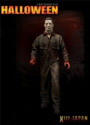 (NECA Cult Classics Icons Series 1 Action Figure Michael Myers (Rob Zombie's)