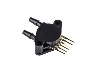 Nxp Semiconductor Mpx5010dp Mpx5010 Series Dual 10 Kpa 5 V 5  Analog Output Through Hole Pressure Sensor   1 Item S
