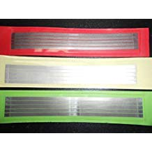 15 pcs Dental Abrasive STAINLESS STEEL Strips finishing polishing (All Grit)