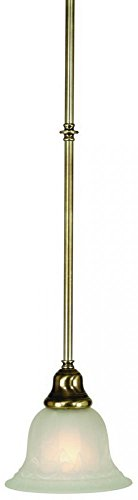 Dolan Designs 649-18 Richland Mini Pendant, Old Brass