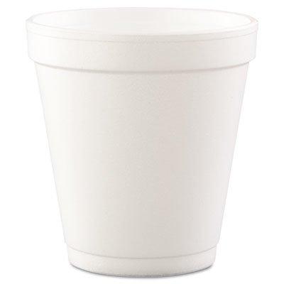 Conex Squat 10 oz. Foam Cup (Set of 1000)