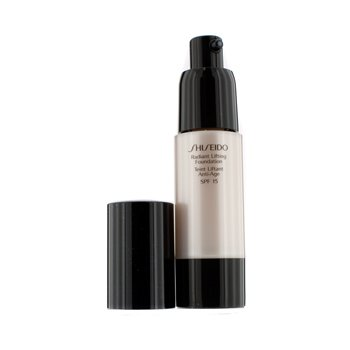 Shiseido Radiant Lifting Foundation SPF 15 - # I00 Very Light Ivory 30ml/1.2oz
