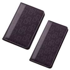 Rolodex Personal Card Case, 3-1/2