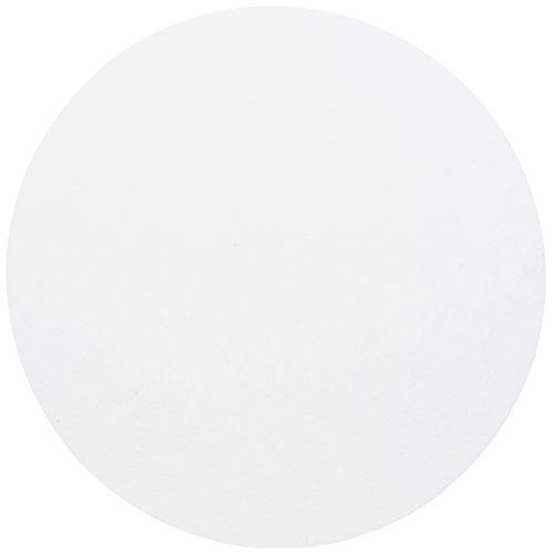 Whatman 4712K40PK 1003150 Grade 3 Qualitative Filter Paper, 150 mm Thick and Max Volume 230 ml/m (Pack of 100) ()