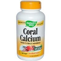 Natures Way Coral - Nature'S Way Coral Calcium 180 Vcap