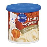 Pillsbury Creamy Supreme Cream Cheese Frosting, 16 oz