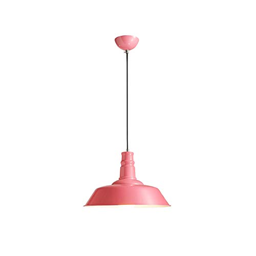 Pink Pendant Light in US - 4