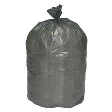 Trash Can Liners, 60 Gal Cap.,1.1mil, 38\