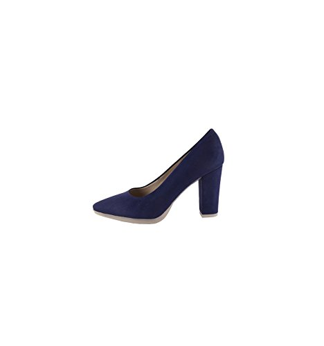 Made In Spain Damen Pumps Marineblau