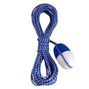 Aufgeheizte Linien – 60 & 039;Line mit Blau Weiß Fuß von Erholung Supply Company